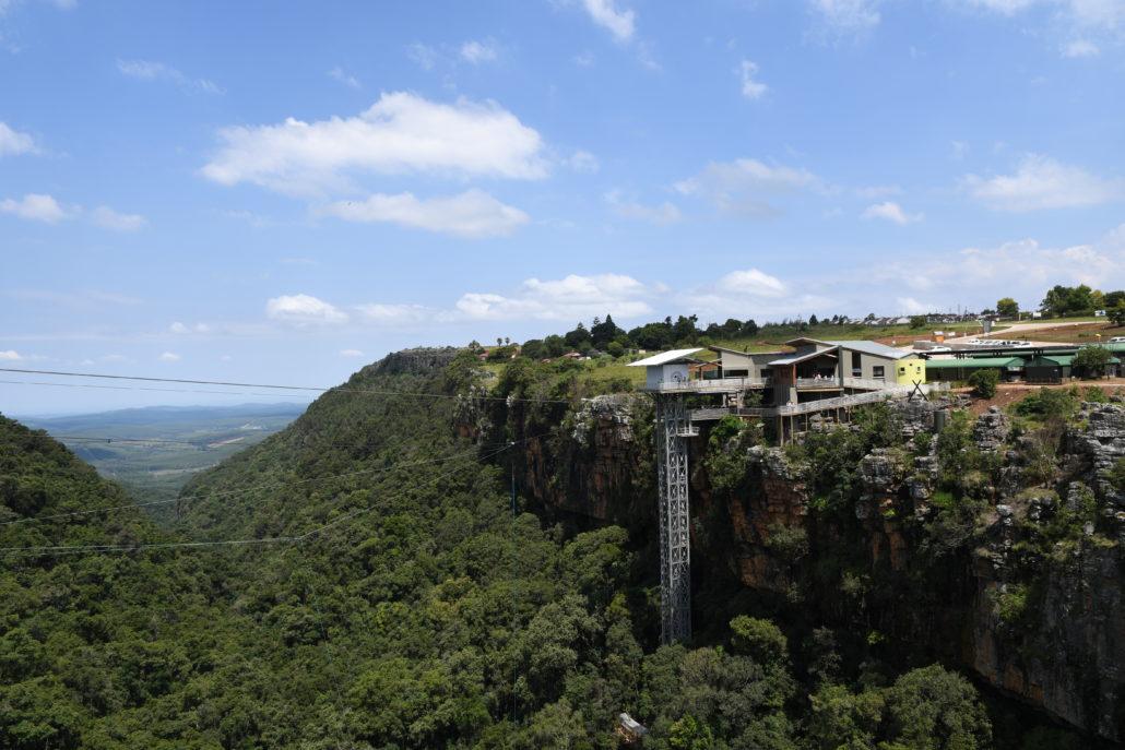 Graskop Gorge Lift Company